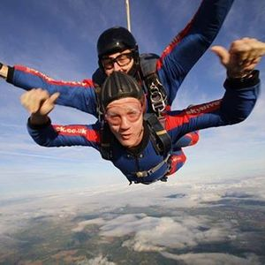 Hospice Skydive Challenge