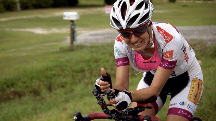 Una pedalata con Paola Gianotti la ragazza dei record