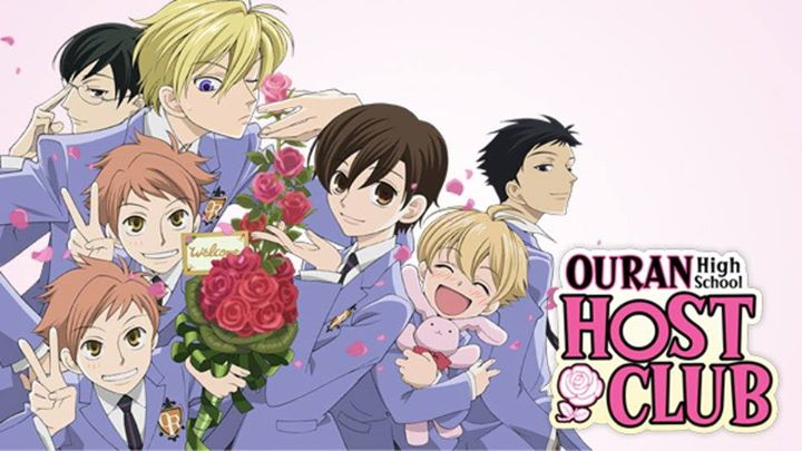 Ouran Highschool Host Club Caf