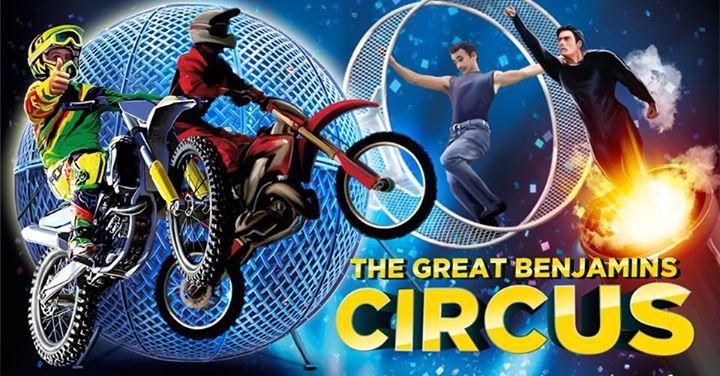 Benjamins Circus - Bryan TX