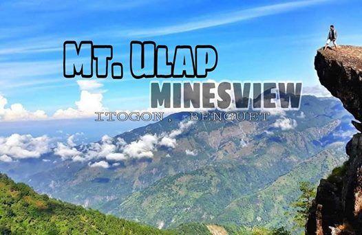 Mt. Ulap & MinesView