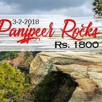 Adventure at Panjpeer Rocks