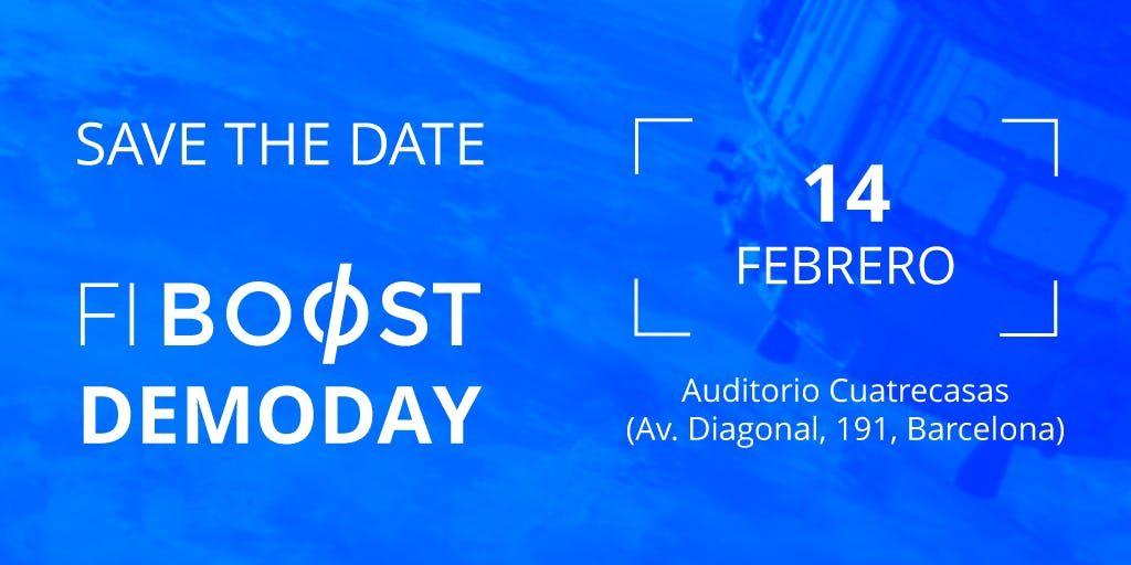 FIBOOST STARTUP DEMO DAY 2018