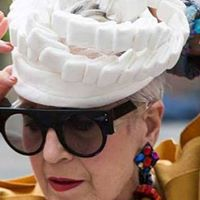 Hats Tea Cakes and Conversation with Artist Debra Rapoport and