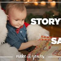 Storytime with Santa Elsa &amp the Madison County Public Library