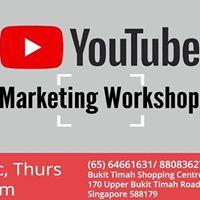 YouTube Marketing Workshop