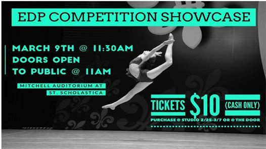 2019 Competition Showcase