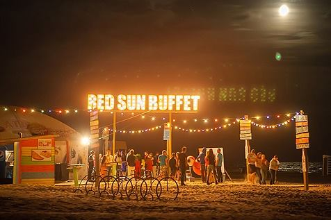 Awe Inspiring Beach Party Live Koncerts At Red Sun Buffet Beach Bar Liepaja Best Image Libraries Sapebelowcountryjoecom