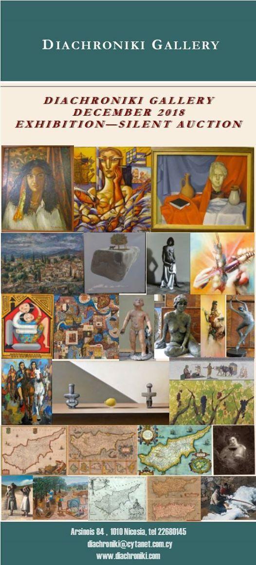 Grand Exhibition - Silent Auction