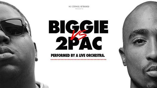 Biggie vs 2Pac - An Orchestral Rendition