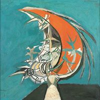 Artwork of the Month Thorn Head (1947) by Graham Sutherland