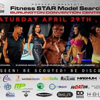 Popeyes Supplements presents Fitness STAR Model Search