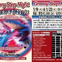 123() Groovy Step NightDj Hayasaka