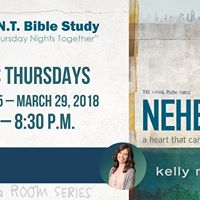 Bible Study Kelly Minters &quotNehemia A heart that can break&quot