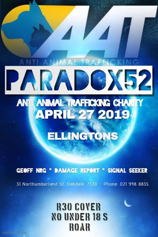 Paradox52 - AAT Charity Party