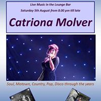 Live with Catriona Molver