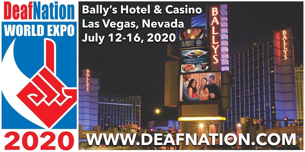 Las Vegas July 2020 Events.2020 Deafnation World Expo Las Vegas Nv At Bally S Hotel