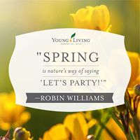 Young Living Launch Party