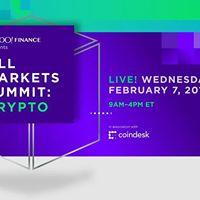 Yahoo Finance All Markets Summit Crypto