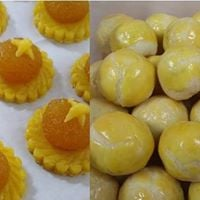 Pineapple Tarts &amp Pineapple Balls (Individual Hands-on)