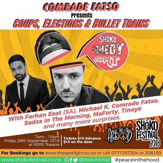 Shoko Comedy Night