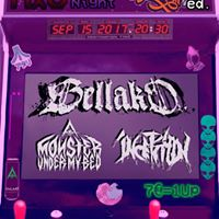 HxC Fantasy Night (Bellako  A Monster Under My Bed  Inception)