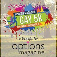 The Options Magazine Gay 5K RunWalk