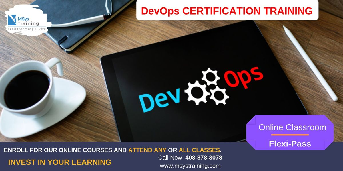 DevOps Certification Training in Pittsburgh PA
