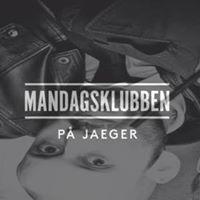 Mandagsklubben - Andre Bravo b2b Davidow b2b Jeff Niels