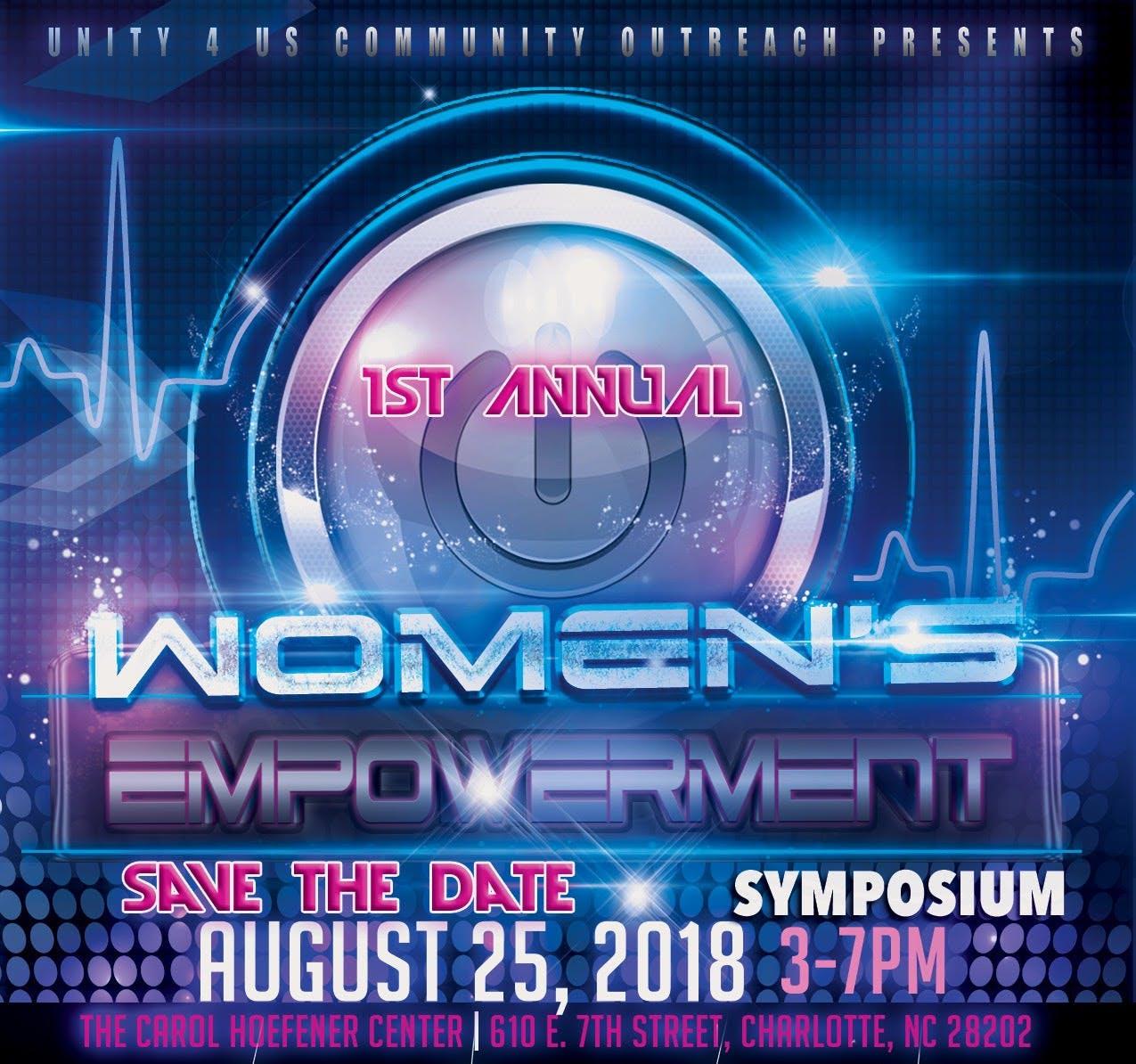 1st Annual Womens Empowerment Symposium