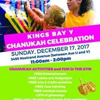 Kings Bay Y Chanukah Celebration