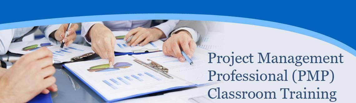 Pmp Project Management Certification Exam Preparation In Kansas