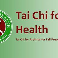 Tai Chi for Arthritis Yuma Foothills