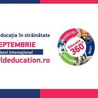 World Education Fair - Iasi