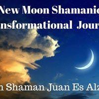 New Moon Transformational Shamanic Journey w Juan Es