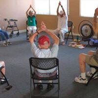 Senior Memory Chair Yoga with Guru Karam Singh