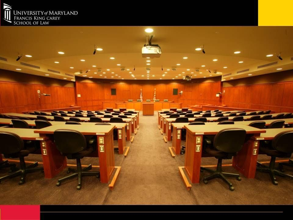 Maryland Carey Law School Preview Days - Spring 2019