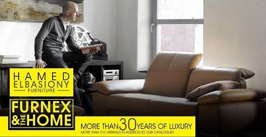 Hamed El Basiony  Furnex&The home