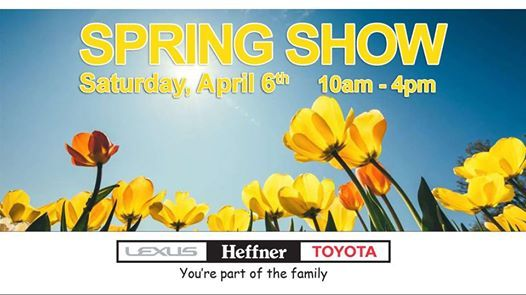 2019 Heffner Spring Show