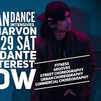 Urban Dance Intensives - Carnarvon