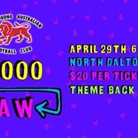 1000 Draw 90s Night