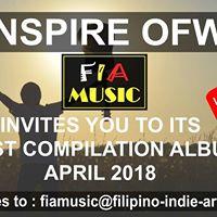 2018 FIA Music Compilation Album - Volume 1