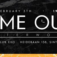 Time Out Afterwork  Wed. 3 Feb 19h-01h