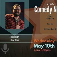 YTGA Comedy Night
