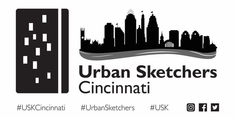 Urban Sketching Topics Workshop Simplify the Structure (April)