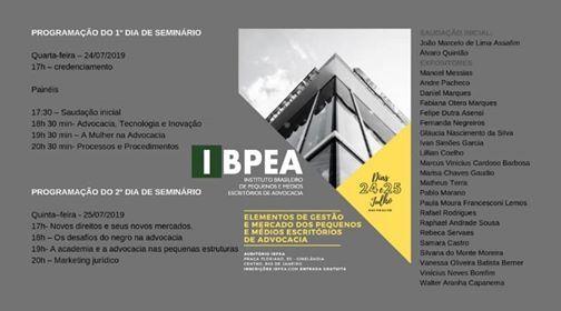II Seminrio IBPEA
