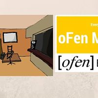 The oFen Mic Night - hosted by Mabloni