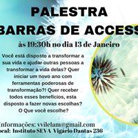 Palestra Barras de Access