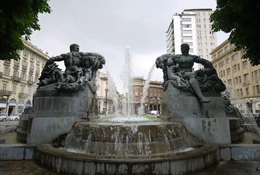 Le Fontane di Torino (visita guidata)