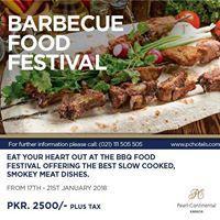 Barbecue Food Festival